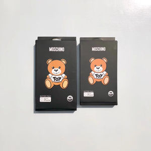 Moshino Bear iPhone Plus Battery Case Pack